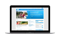 Pfizer Corporate Webseite